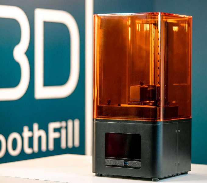Ultra-high precision 3D-printer